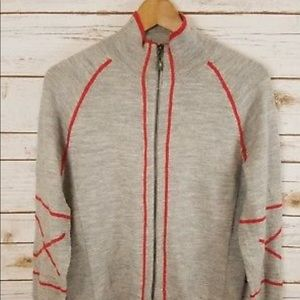Athlete wool Sweater